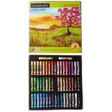 Classmate Oil Pastels 50+2 shades