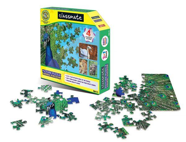 Classmate Picture Puzzle Animal Kingdom
