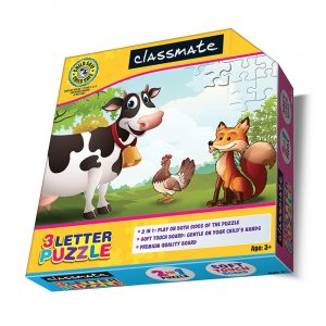 clasmate 3 letter puzzle