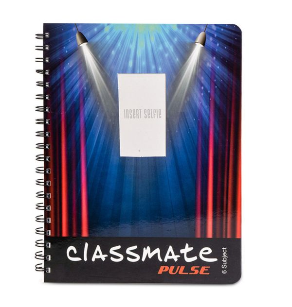 Buy Classmate 6 Subject 267mm x 203mm
