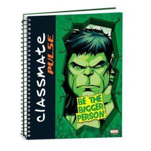 Classmate Pulse Interchangable 6 Subject Notebook