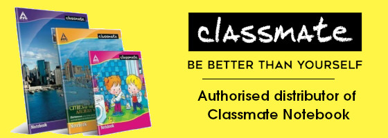 Authorised distributor of classmate