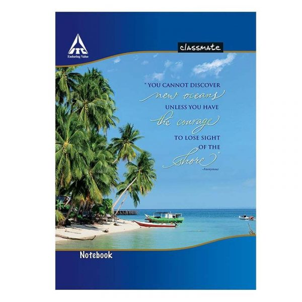 classmate notebook 190 X 155 20 pages single line soft cover sku 2001155 authorized distributors wholesaler bulk order shop buy online supplier best lowest price dealers in kerala south india stockist