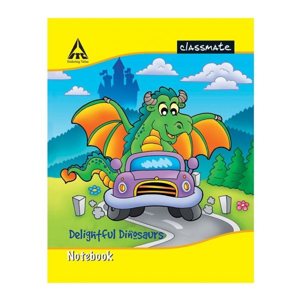 classmate notebook 190 x 155 20 pages single lines center stapled soft cover sku 2001154 authorized distributors wholesaler bulk order shop buy online supplier best lowest price dealers in kerala south india stockist