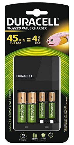 duracell high speed 5000547 value charger with 2 aa (1300 mah) and 2 aaa (750 mah) rechargeable batteries authorized distributors wholesaler renaissance shop buy online supplier best lowest price dealers in kerala south india