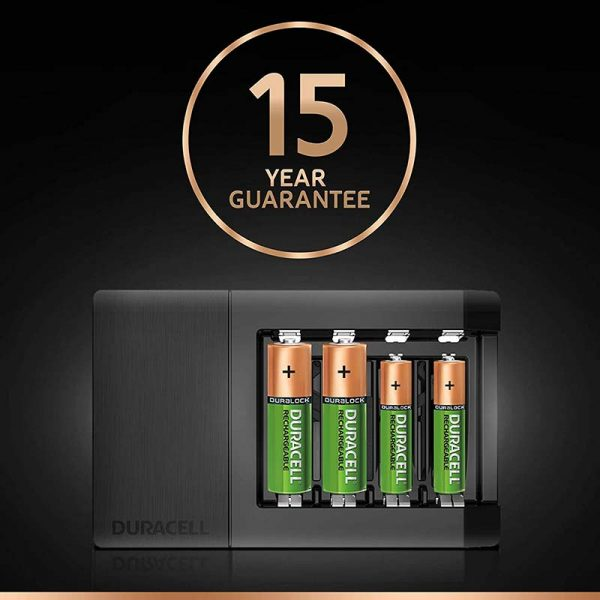 duracell high speed 5001378 advanced charger with 2 aa (1300 mah) and 2 aaa (750 mah) rechargeable batteries authorized distributors wholesaler renaissance shop buy online supplier best lowest price dealers in kerala south india