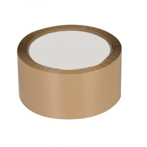 omega 60 m 48 mm 40 micron self adhesive brown tape omega stationery authorized distributors wholesaler bulk order shop buy online supplier best lowest price dealers in kerala south india stockist
