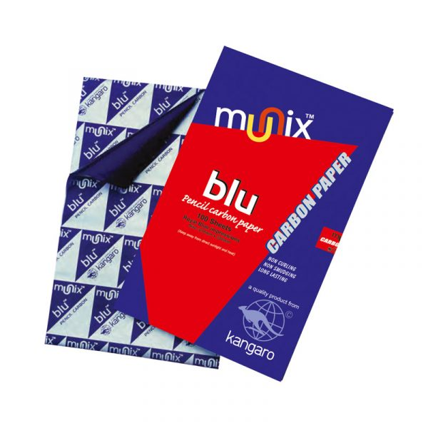 kangaro munix blu pencil carbon paper authorized distributors wholesaler renaissance bulk order shop buy online supplier best lowest cheapest factory price dealers in alappuzha alleppey ernakulam kochi kottayam kerala south india stockist
