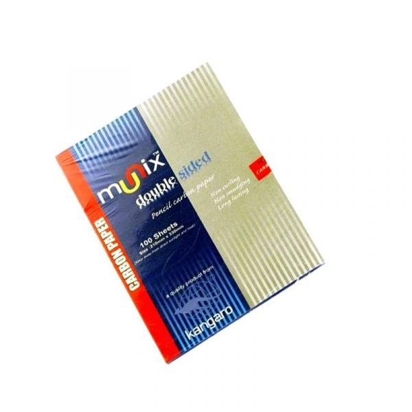 kangaro munix double sided blue carbon paper authorized distributors wholesaler renaissance bulk order shop buy online supplier best lowest cheapest factory price dealers in alappuzha alleppey ernakulam kochi kottayam kerala south india stockist