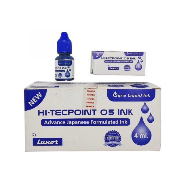 pilot luxor hitechpoint 0.5 pure liquid ink 4 ml authorized distributors wholesaler renaissance bulk order shop buy online supplier best lowest price dealers in kerala south india stockist